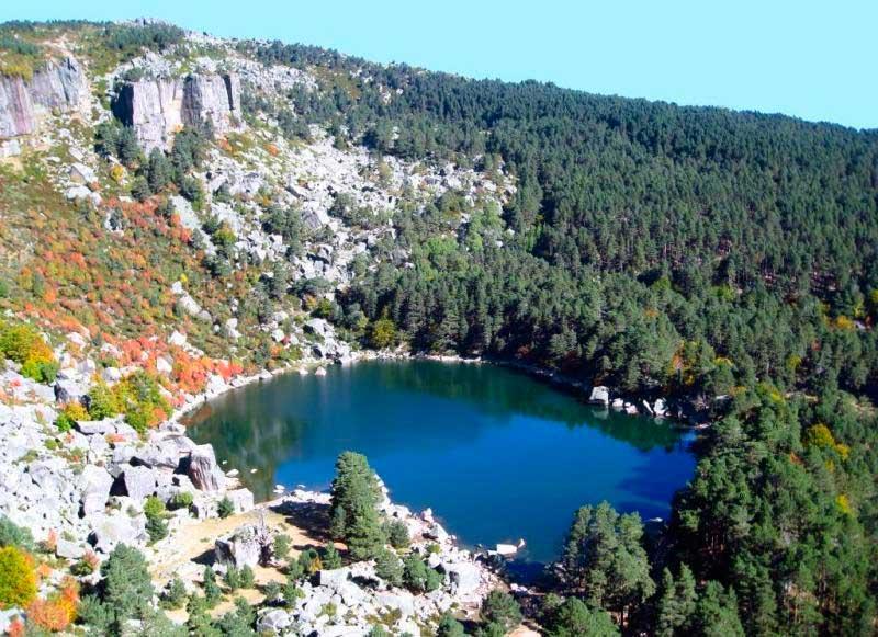 Sierras Lagunas Y Cañones De Soria En Mayo Asm Región De Murcia